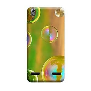 CaseLite Premium Printed Mobile Back Case Cover With Full protection For Lenovo A6000 (Designer Case)