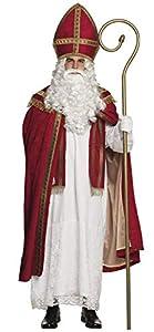 Boland 56840Adultos Disfraz Sankt Papá Noel Talla L/XL