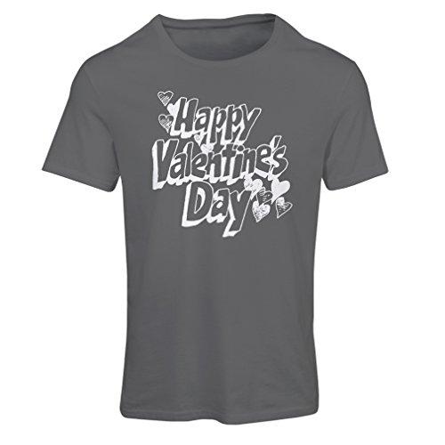 """T-shirt femme Joyeuse Saint-Valentin - """"Mon amour"""" cadeaux, guillemets sur l'amou Graphite Multicolore"""