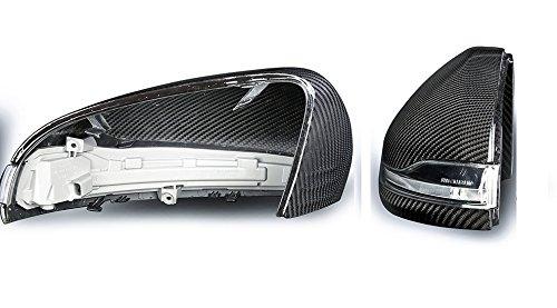 Preisvergleich Produktbild Carbon Spiegel Spiegelkappen Mirror passend für AMG W205 W222 C217 A205 C205 A217 W213 C213 A213 GLC X253