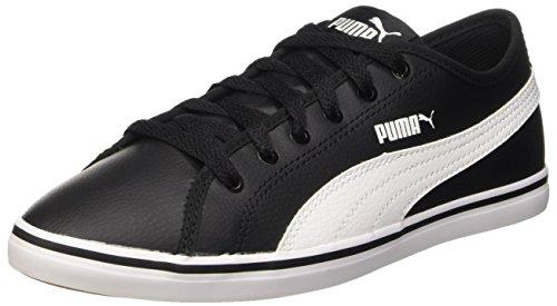 Puma Elsu V2 Sl Jr Sneaker Nero/Bianco