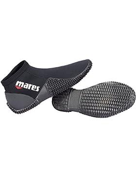 Mares Unisex Tauchfüßlinge Equator, black/grey, 5, 41261305020
