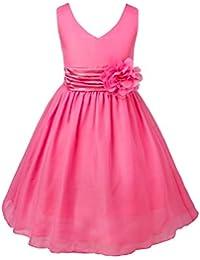 Kleid pink 140