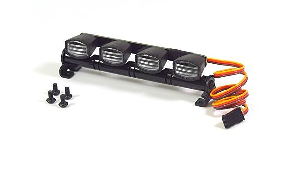 Absima 2320036 2320036 Absima Multífunktions Lichtleiste Eckig Auto Modellbau Gestaltungstool Tuningteil Im Maßstab 1 10 Mehrfarbig Spielzeug