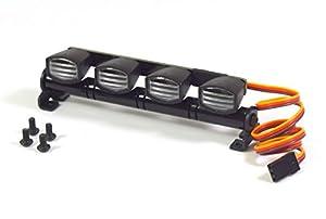Absima 23200362320036 multí Funktions Barra de luz Rectangular de diseño Modelo de Coche de gestaltung Tool/Tuning Notebook en Escala 1: 10, Multicolor