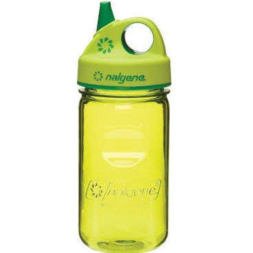 Nalgene Tritan Grip N Gulp Bpa Free Water Bottle Spring Green 2 Count By Nalgene