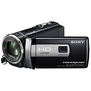 Sony HDR-PJ200E Full-HD Camcorder (6,7 cm (2,7 Zoll) Touchscreen, 5 Megapixel, 25x opt. Zoom, HDMI) iAUTO