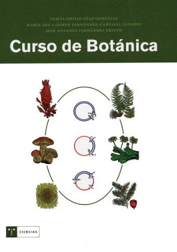 Curso de botánica (Trea Ciencias) por Tomás Emilio Díaz González