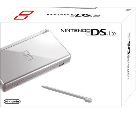 Nintendo DS Lite - Konsole Silber