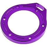 Segolike CNC Alloy Lens Ring Mount For GoPro Hero 2 Sports Camera Housing Case Purple