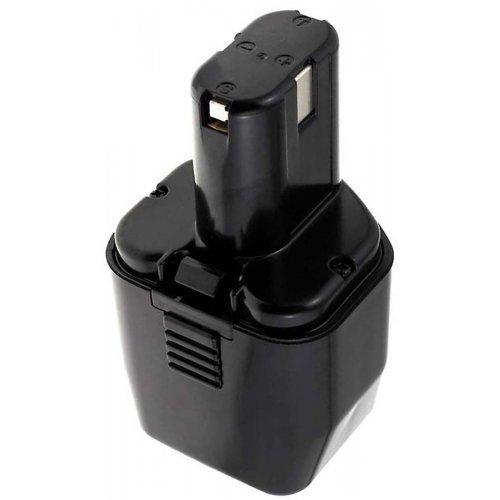 Preisvergleich Produktbild Premium Akku für Hitachi Taschenlampe UN 12D, NiMH, 12V