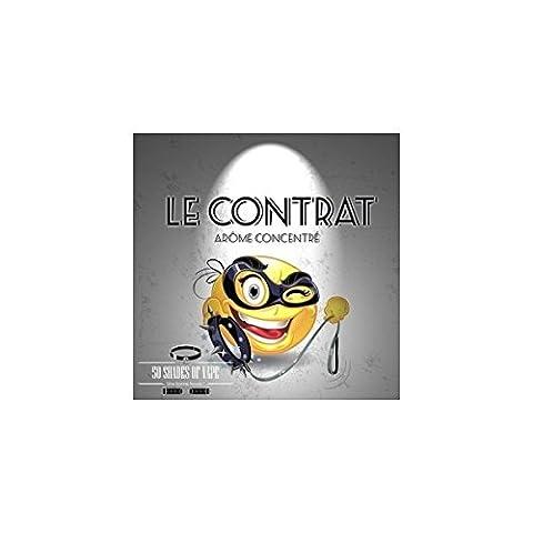 Arôme Le Contrat 10ml - Shades of Vape - Sans tabac ni nicotine - Vente interdite au moins de 18 ans - Produit vendu à l'unité