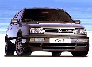 Fujimi - Volkswagen Golf VR6 '91