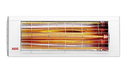 AEG Infrarot-Heizstrahler IR Comfort 2020 W, 2000 W, Goldröhre für Innenbereich, 229952
