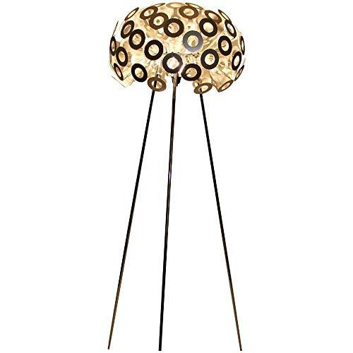 A+ sun Lampadaire LED Moderne Minimaliste Creative Pissenlit Vertical Lampadaire Hôtel Salon Chambre Sofa Décoration Lampe [Classe Énergétique A +]