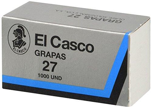 El Casco 1G00271 - Pack de 16 cajas de grapas