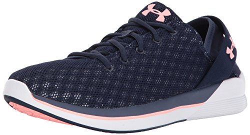 Under Armour UA W Rotation, Scarpe Sportive Indoor Donna, Blu (Midnight Navy), 38 EU