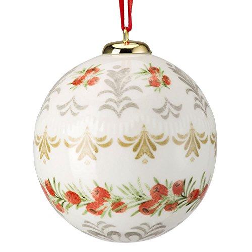 Hutschenreuther 02470-725704-27940 Boule Porcelaine Multicolore 8 x 8 x 10,5 cm