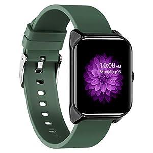 1,3 Zoll Single Touch Smart Watch Kompatibel mit Android IOS IPS Voller Betrachtungswinkel 64M 240×240 Mehrsprachige Unterstützung Sport Fitness Kalorie