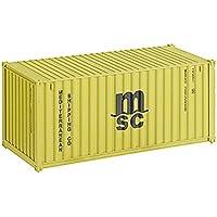 Escala H0 - Container 20 Pies MSC