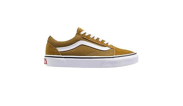 Vans Old Skool Shoes 44.5 EU Cumin True White: