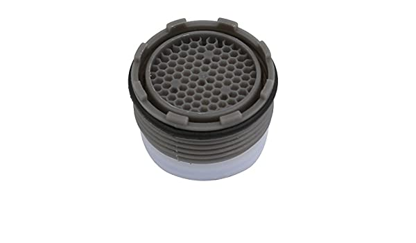 sourcingmap/® 18.5mm Thread ABS Plastic Faucet Aerator Insert Laminar Replacement