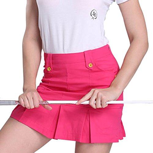 Damen Golf Rock Hose Baumwolle Skirt Minirock Test