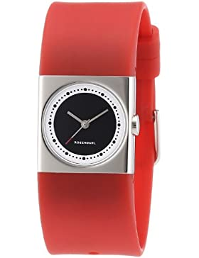 Rosendahl Damen-Armbanduhr Watch IV 43262 Analog Quarz Plastik 1010396410