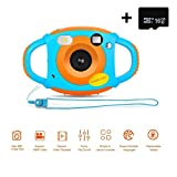 Best Digital Cameras For Children - Kids HD digital camera,Rechargeable Kids Camera,Children Digital Video Review