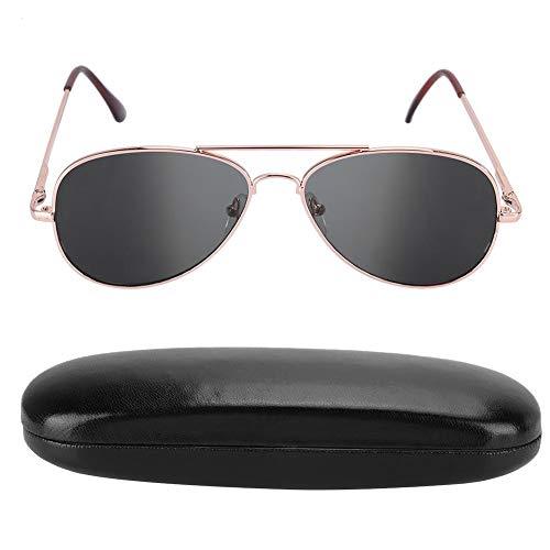 Qinlorgo Spy Glasses Anti-Tracking Sonnenbrille für die Rückansicht Anti-Monitor-Brille Sicherheitssonnenbrille