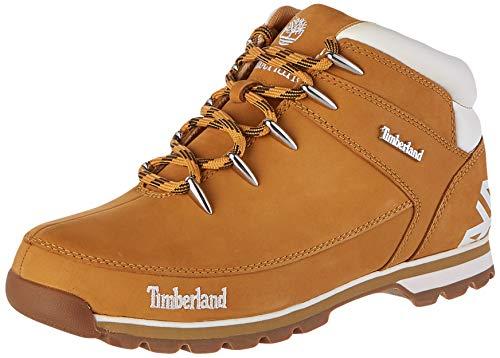 Timberland Herren Euro Sprint Hiker Chukka Boots, Gelb (Wheat Yellow), 46 EU