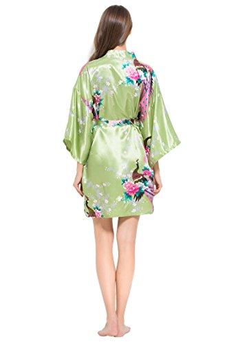 Fete Fabulous - Vestaglia -  donna Green