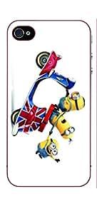 Happoz Designer Cute Cartoon Disney Hard Back Case for Apple Iphone 6 & 6S D125