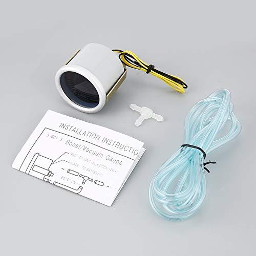 Medidores Eléctricos Pantalla 52 Mm 2 Pulgadas Calibrador De Carreras Multi D/A Pantalla Digital LCD Medidor De Temperatura del Aceite Calibrador del Coche Universal