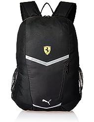Puma Ferrari Ventilador desgaste mochila, color Puma Black, tamaño talla única