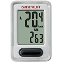 CatEye Cycle Computer Velo 9 Cc-Vl820