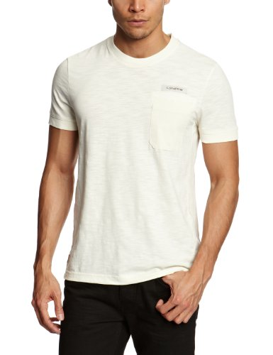 G-Star -  T-shirt - Semplice  - Maniche corte - Uomo - Chalk XXX-Large