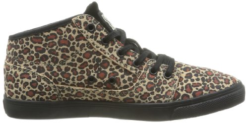 DC BRISTOL MID LE 320061-BL0, Damen Sneaker Schwarz (Black)