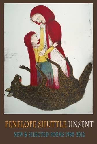 Buchseite und Rezensionen zu 'Unsent' von Penelope Shuttle