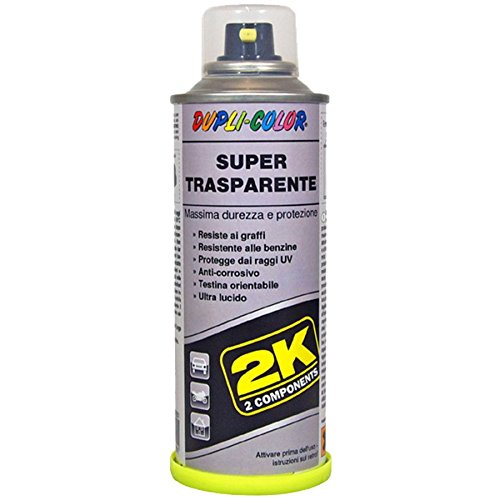 Spray Super Trasparente 2K 160ml