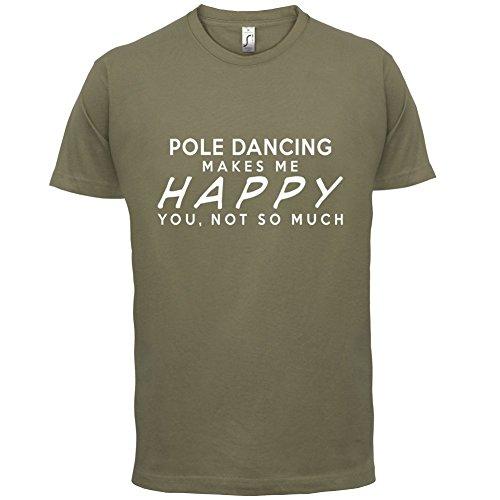pole-dancing-makes-me-happy-homme-t-shirt-kaki-m