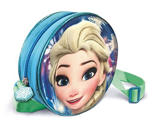Disney frozen - borsetta con personaggio in rilievo