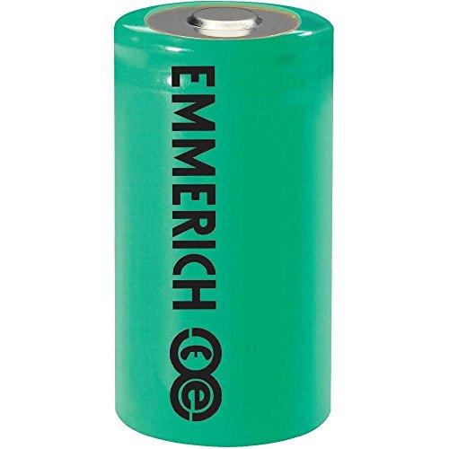 Pile C (R14) lithium 3,6V 9000 mAh Emmerich