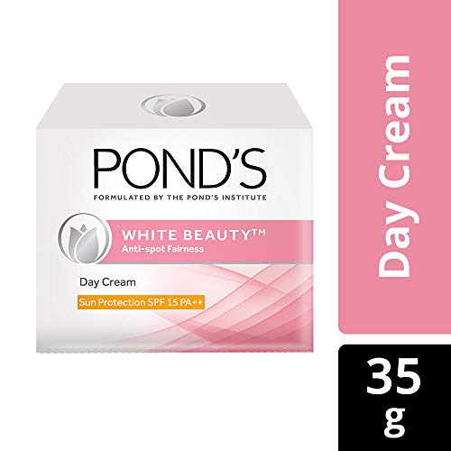 Pond's White Beauty Anti Spot Fairness SPF 15 Day Cream, 35g