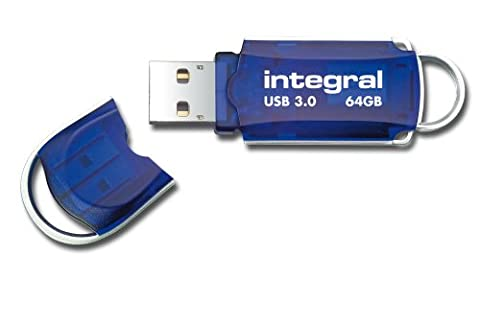 Integral Courier Clé USB 3.0 64 Go