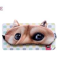 Schlafaugenmaske augenklappe schlafen Netter Katze Tieraugen gedruckt Reise-Schlaf-Rest-Augen-Schatten-Schlafenmasken-Abdeckungs-weicher... preisvergleich bei billige-tabletten.eu