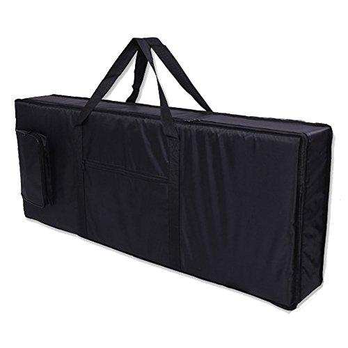 Sel Natural Keyboardtasche Keyboard Tasche Abdeckung in Schwarz Wasserdicht