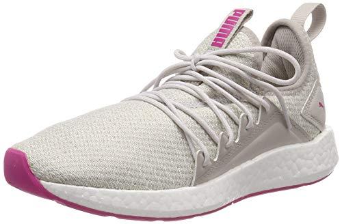 Puma NRGY Neko Knit Jr, Unisex-Kinder Sneakers, Pink (Peach Bud-Puma White-Bright Peach), 39 EU -