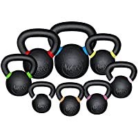 We R Sports Premium Kettlebells 4kg to 48kg Home Gym Fitness Exercise Kettlebell Training