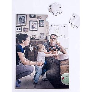 Hochwertiges Holzpuzzle mit Ihrem Foto oder Motiv